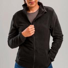 HELSINKI WOMEN. Damska bluza polarowa M Czarny