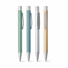 LEA. Długopis Satynowy srebrny