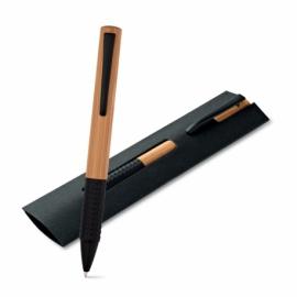 BACH. Długopis Czarny
