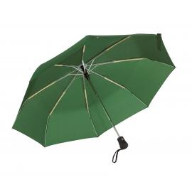Parasol automatyczny, wiatroodporny, BORA, ciemnozielony