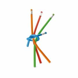 Elastyczne ołówek Błękitny