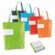 Składana torba Jasno zielony