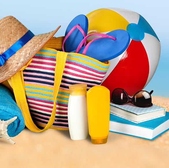 Akcesoria plażowe i sportowe